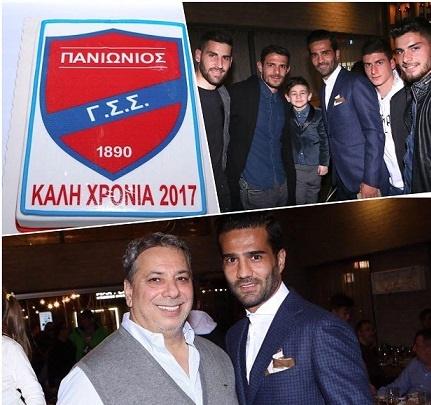 مسعود شجاعی در جشن