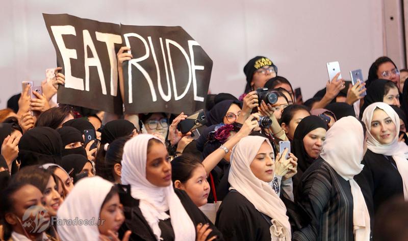 فستیوال بی سابقه در عربستان