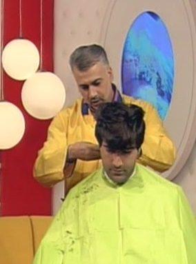 آرایشگر ایرانی رکورددار گینس