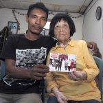 ازدواج عجیب پسر 28 ساله با پیرزن 82 ساله