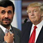 نامه محمود احمدی نژاد به ترامپ +متن نامه