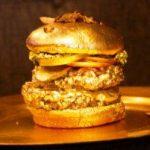خوردن ساندویچ 100میلیونی با نانی از طلا توسط شاهزاده عرب!