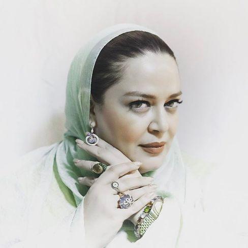 بهاره رهنما مدل جواهرات