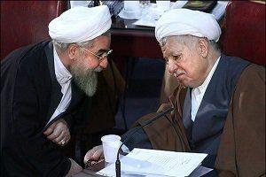دلنوشته روحانی برای چهلمین روز درگذشت آیت الله هاشمی