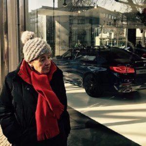تفاوت سالمندان ایرانی و آلمانی از نظر الهام حمیدی