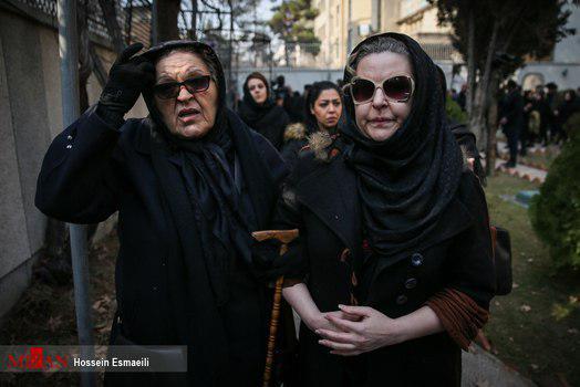 همسر مرحوم حسن جوهرچی