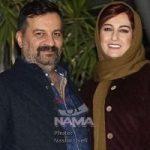 اولین دیدار مهراب قاسم خانی و همسرش که منجر به عشقی پایدار شد!