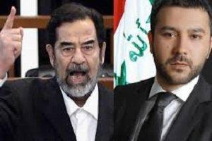 نوه صدام به ترامپ: جنازه پدرم را از ایران بگیرید!