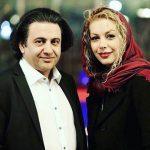 عکسی که خانم بازیگر از همسر مرحوم افشین یداللهی منتشر کرد