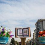سفره های هفت سین میدانی در تهران