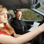 سوژه شدن گریه های یک زن پس از رد شدن در آزمون رانندگی!