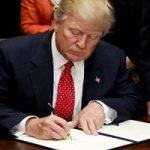 فرمان جدید ترامپ؛ این بار ضدِ کرهی زمین