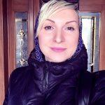 لیلا رجبی تنها بانوی پرتاب وزنه ایران در حال تمرین