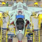 جنگنده فوق مدرن با قدرت ۵۵ شلیک در ثانیه
