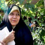 فائزه هاشمی به ۶ ماه زندان محکوم شد!