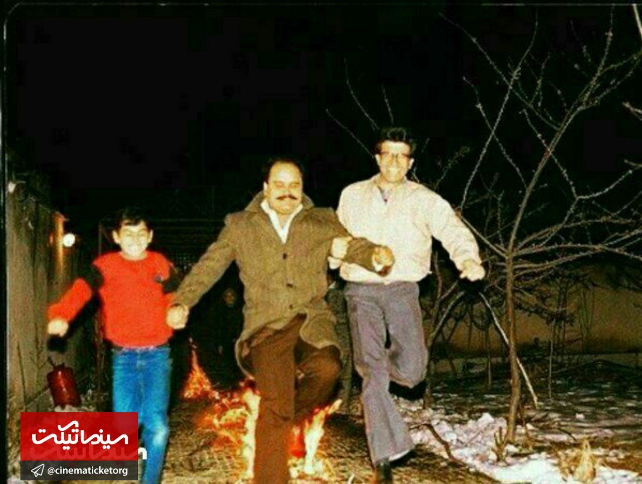 شجریان و اکبر عبدی