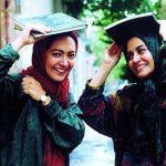 تصویری جالب از مریلا زارعی و نیکی کریمی۱۸سال قبل
