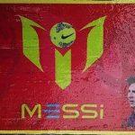 مسی روی بستههای کوکایین
