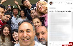 حمید فرخ نژاد در تایلند