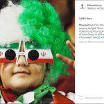 پست اینستاگرامی فیفا پس از برتری ایران مقابل قطر