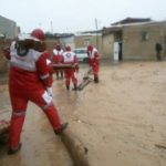 امدادرسانی و اسکان اضطراری یکهزار و 375 تن در طوفان بوشهر