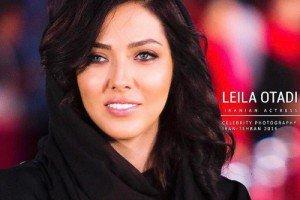 لیلا اوتادی مدل برند لامبورگینی در ایران!