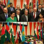 سفره هفت سین ایرانی در سازمان ملل