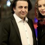 خبر درگذشت همسر افشین یداللهی و واکنش پرستو صالحی به آن!