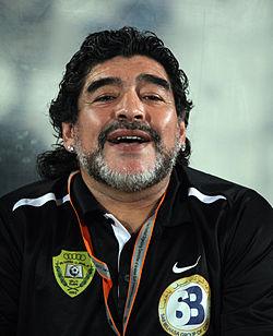 وصیت مارادونا درباره جواد خیابانی!