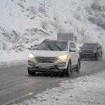 برف و باران در جادههای ۸ استان/ ۱۰ جاده مسدود است