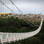 فوت دومین نفر در کمتر از 72 ساعت به دلیل سقوط از پل معلق مشگین شهر