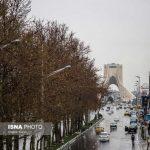 وضعیت شلوغ ترین خیابان تهران را در تعطیلات عید!