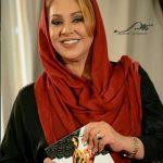 ژست خانم بازیگر در سواحل خلیج فارس!