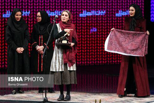 پوشش بانوانِ در جشنواره مد و لباس