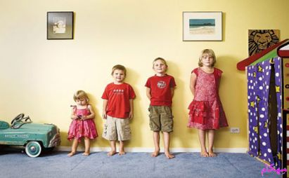 تفاوتهای حیرتانگیز فرزندان اول، وسط و آخر