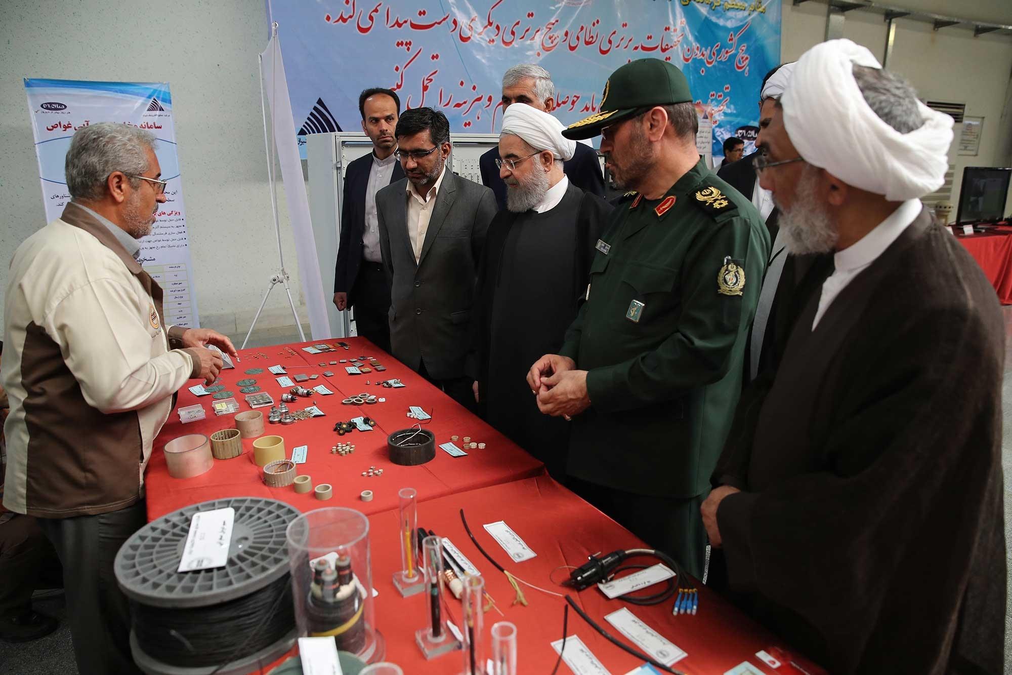 رهاورد سفر روحانی به شیراز