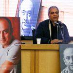 سخنرانی مهران مدیری در مراسم مرحوم لرستانی