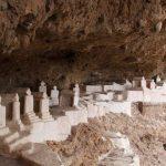 قبرستانی عجیب در سیستان و بلوچستان