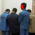 آدم ربایی در پارک جمشیدیه تهران