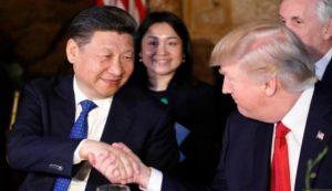 رشوه ترامپ به چین