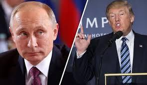 تغییر مواضع ترامپ در برابر روسیه