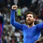 حرکت جالب مسی به خاطر نیمار در رختکن بارسلونا پس از پیروزی!