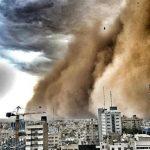 وقوع ۶۰ مورد حادثه در طوفان پایتخت