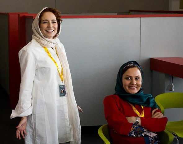 نگار جواهریان در جشنواره فیلم فجر