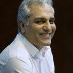 مهران مدیری با اتومبیل گرانقیمتش در مراسم عارف لرستانی!