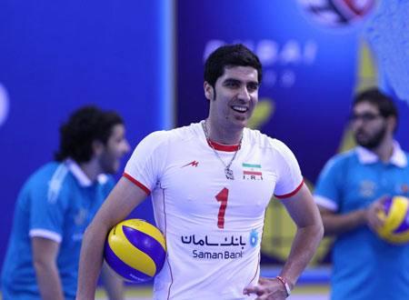 خداحافظی شهرام محمودی از تیمملی