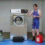 این ماشین لباسشویی آدم می شوید!