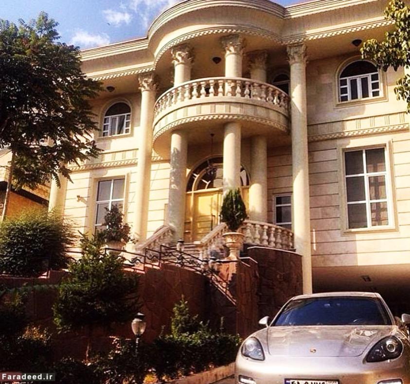 پولدارها چگونه زندگی میکنند؟ دمپاییهایی به قیمت پراید!+ تصاویر
