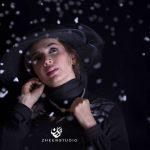 عکس های آتلیه ای شبنم قلی خانی بازیگر 39 ساله کشورمان