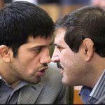 آشتی کردن عباس جدیدی و علیرضا دبیر دو عضو شورای شهر